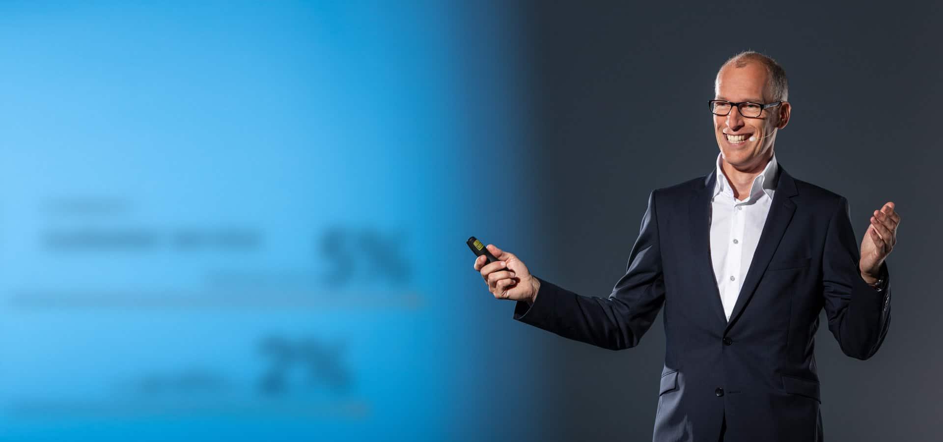 Unternehmer Berater Achim Pothmann